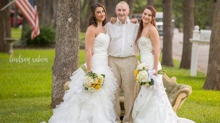 Il papà è malato di Alzheimer, le figlie gli fanno un regalo meraviglioso