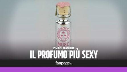 È napoletano il profumo più sexy del mondo: visita nel laboratorio di Acampora Profumi