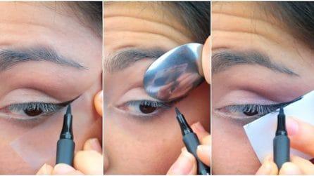Tre trucchi per applicare l'eyeliner