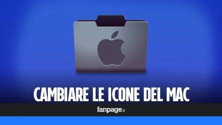 Come cambiare icone Mac