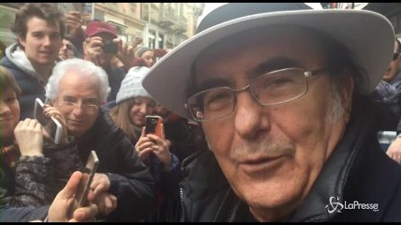 """Sanremo, Al Bano: """"Ma che rottamato! Resto sempre il numero 1 di quelli eliminati!"""