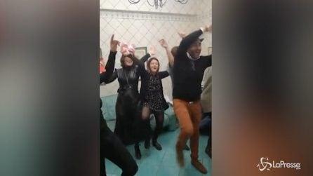 Sanremo, il ballo di Gabbani contagia tutti: utenti scatenati sul web