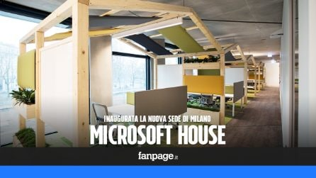 Microsoft House, a Milano la nuova sede tecnologica del colosso americano