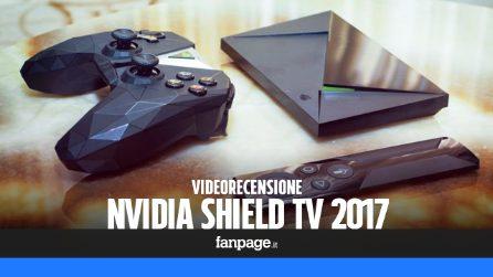 Recensione nVidia Shield TV 2017: i pro (e i contro) del cloud gaming nel più potente box Android TV