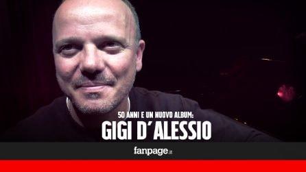 """Gigi D'Alessio presenta il nuovo album """"24.02.1967"""": """"Della mia vita non butto via niente"""""""