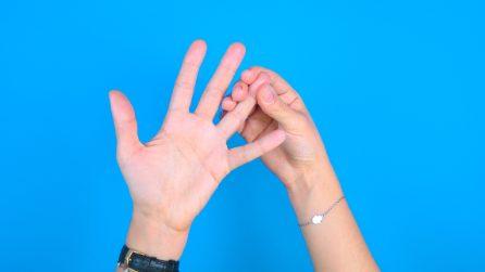 Prova a toccare questo dito: il significato che non conoscevi