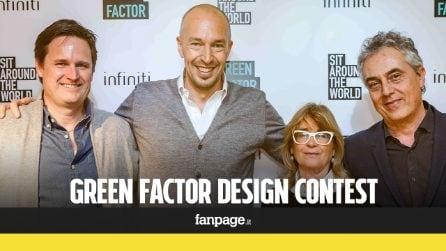 Talenti under 35 cercasi: al via il Green Factor Design Contest