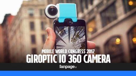 Giroptic Io: prova e anteprima della nuova (e piccola) fotocamera 360 per iPhone