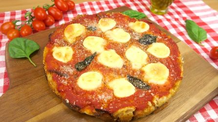 Pizza bread: a brilliant idea for recycling stale bread!