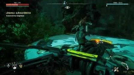 Il nuovissimo gioco per PS4: Horizon Zero Down è in commercio