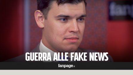 """Maksymilian Czuperski, il cacciatore di fake news: """"Così ho stanato Putin"""""""