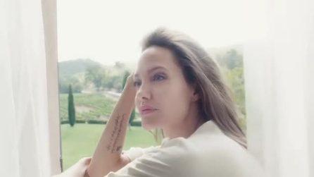 Angelina Jolie diventa testimonial Guerlain
