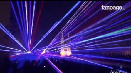 Zagabria, la magia del Festival delle Luci