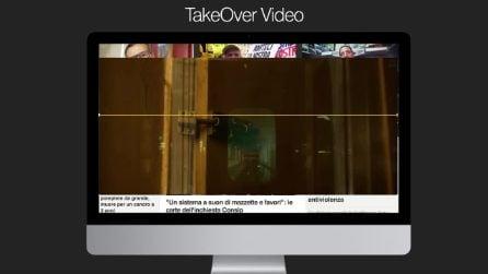 Formato Take Over Video