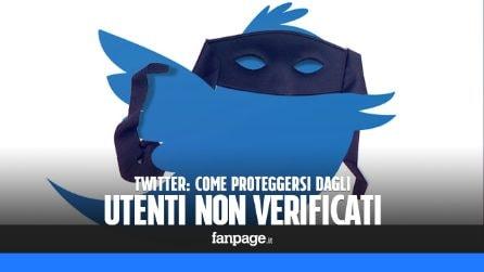 Twitter, più di 48 milioni di account sono falsi: come proteggersi dagli utenti non verificati
