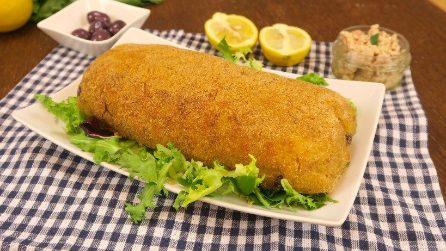 Polpettone di tonno e patate: non potrete più farne a meno!
