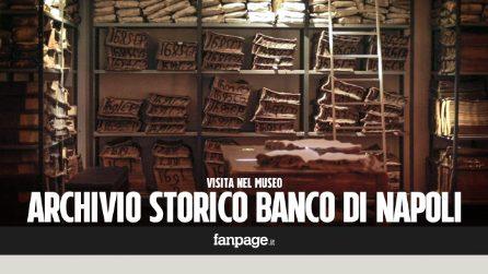 """""""Il Cartastorie"""": a Napoli il più grande archivio bancario del mondo, tra passato e multimedialità"""
