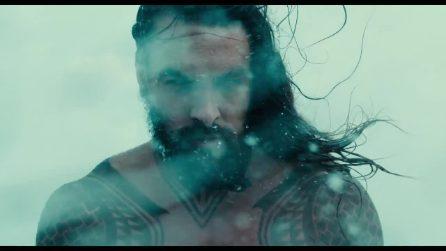 Justice League: il trailer italiano HD