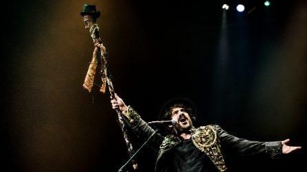 Mannarino, un medley per il doppio sold out a Roma (2017)