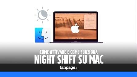 Night Shift arriva su Mac: come utilizzare una delle migliori funzioni di iPhone in mac OS