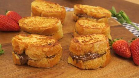 Pane al cioccolato: l'idea geniale e golosa per utilizzare il pane vecchio!