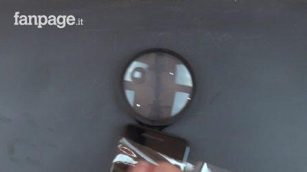 Utilizzare l'iPhone come lente d'ingrandimento