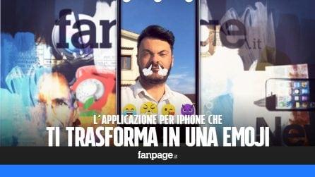 L'app che ti trasforma in una emoji
