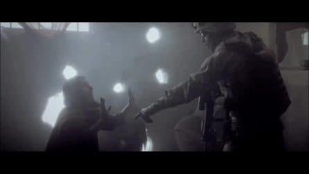 Man Down: il trailer originale