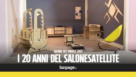 20 anni di SaloneSatellite, 20 anni di design