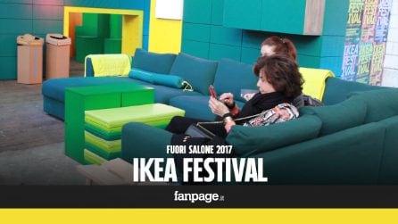 FuoriSalone 2017, Ikea presenta le nuove collezioni all'Officina Ventura