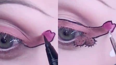 """""""Dick-liner"""" la nuova moda del make up: quando il trucco diventa estremo"""