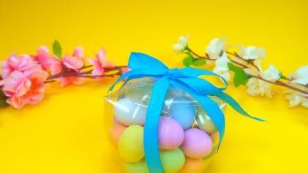 Come realizzare un cestino per le uova di Pasqua
