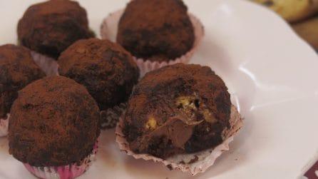 Tartufini cookies: piccole golosità con gocce di cioccolata!
