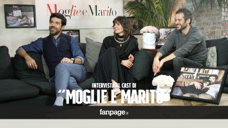 """Favino e Smutniak: """"Ecco i motivi per cui 'Moglie e Marito' non è il solito film sullo scambio d'identità"""""""