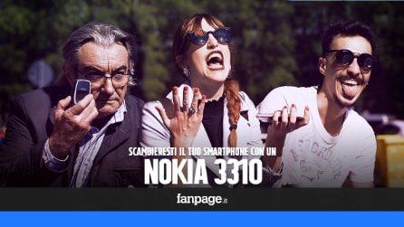 Scambieresti il tuo smartphone con un Nokia 3310?