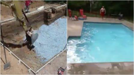 Come si costruisce una piscina da zero: la guida passo dopo passo