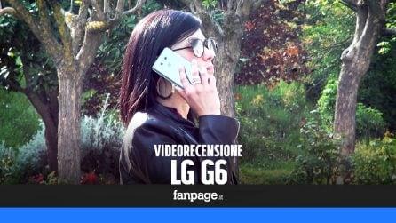 LG G6: video recensione, caratteristiche tecniche e prezzo