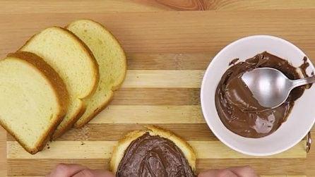 Rolos de pão de brioche de chocolate: Fáceis, rápidos e super deliciosos!