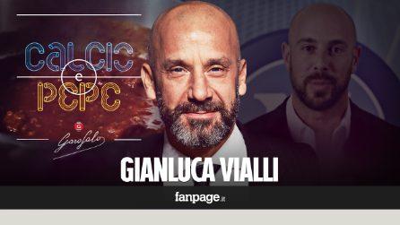 ALLA TAVOLA DI CALCIO E PEPE, ARRIVA IL PRIMO ATTACCANTE: GIANLUCA VIALLI.