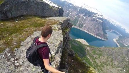 Scopre un luogo unico in Norvegia: meraviglie tra i Fiordi