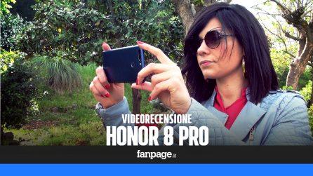 Honor 8 Pro: video recensione, caratteristiche tecniche e prezzo in Italia