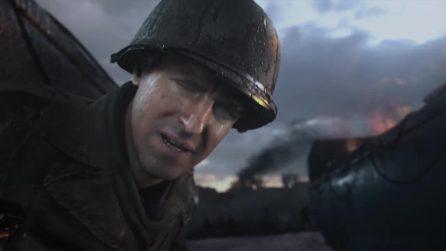 Call of Duty: WWII, il trailer del gioco ambientato nella Seconda Guerra Mondiale