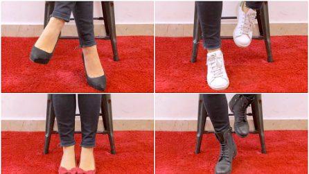 Che tipo di scarpa indossi? Ecco i significati che non conoscevi