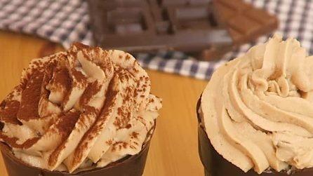 Despeje chocolate em um copo: esse doce vai surpreender seus convidados!