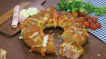 Ciambella di pane, l'idea golosa e sfiziosa per riutilizzare il pane avanzato