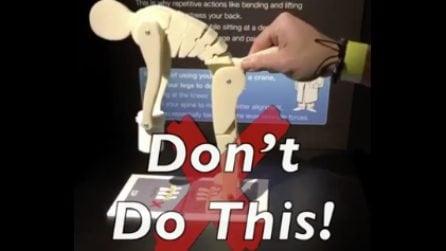 Sollevare pesi: ecco perché ci sono movimenti da fare e altri da evitare