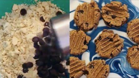 Bastano solo 6 ingredienti per prepararli: i biscotti vegani da sperimentare