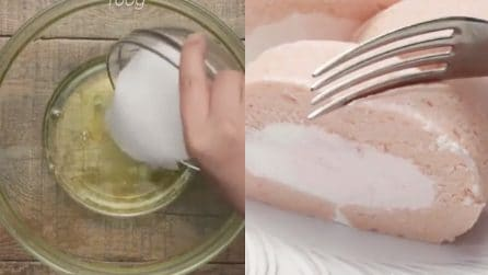 Come creare dei deliziosi rotoli alla fragola: la ricetta dei soffici Milk Roll