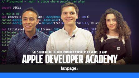 Apple Developer Academy: gli studenti di tutto il mondo a Napoli per imparare come si creano le app