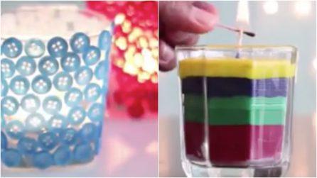 Candele decorate fai da te: 3 idee semplici e veloci che vi conquisteranno